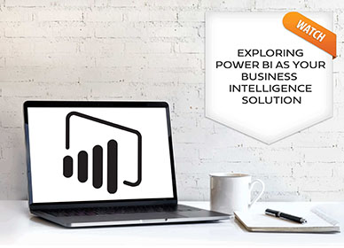 Exploring Power BI as Your Business Intelligence Solution